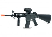 JG SR16 Enhanced M4 Carbine AEG Airsoft Gun (Black)