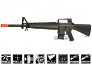 JG F6618 M16A1 VN Rifle AEG Airsoft Gun Enhanced Version (Black)