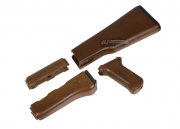 * Discontinued * JG AK-47 Fake Wood Kit for TM Style AK Series