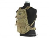 J-Tech 1000D Cordura D-1 Combat Backpack (Tan)