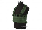 J-Tech 1000D Cordura CP-4 Combat Chest Rig (OD/Tactical Vest )