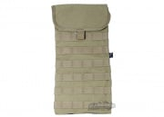 J-Tech 1000D Cordura MOLLE Hydration Carrier (Tan)