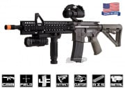 Airsoft GI Full Metal King Arms Daniel Defense MRE Carbine GBB Rifle Airsoft Gun