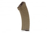 King Arms 600rd AK Series High Capacity AEG Magazine (Waffle/DE)