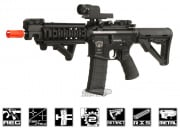 King Arms Blackwater BW15 CQB Carbine AEG Airsoft Gun (Black)