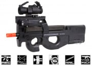 FN Herstal P90 Tactical (by King Arms) AEG Airsoft Gun