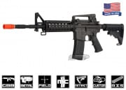 King Arms Colt Full Metal M4 RIS Gas Blowback Carbine Airsoft Gun (Airsoft GI Custom)