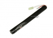 King Arms 9.6v 1200mAh 25C LiFePo4 Stick Battery