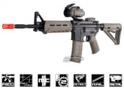 (Discontinued) King Arms Full Metal Colt/Magpul MOE Carbine AEG Airsoft Gun