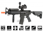 King Arms Colt M4 CQBR AEG Airsoft Gun ( Battery Package )