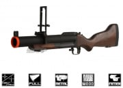 King Arms Metal/Real Wood M79 Airsoft Grenade Launcher