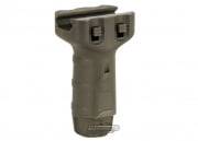 King Arms Shorty Vertical Grip for RAS (OD)