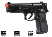 Full Metal Taurus PT 92 Blowback Pistol Airsoft Gun Licensed by Cybergun