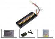 Kong Power 11.1v 1400mAh LiPo Mini Battery Package (Battery, Charger & Liposack)