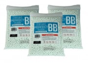 KWA Perfect .25g 3000 ct. BBs 3 Bag Special (White)