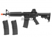 KWA M4 Shorty CQR MOD 2 AEG Airsoft Gun (3 Magazine Package)