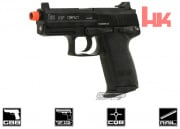 H&K Full Metal USP Tactical Compact NS2 Airsoft Gun (Threaded Outer Barrel)