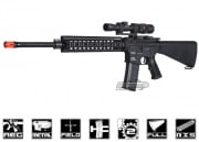 (Discontinued) KWA Full Metal KM16 SR12 2GX AEG Airsoft Gun