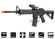 KWA Full Metal LM4 PTS Magpul Edition GBBR (M4 A1) Airsoft Gun