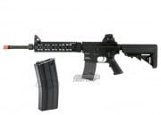 KWA Full Metal KM4 SR10 2GX AEG Airsoft Gun  w/Additional High Capacity Magazine Package Deal