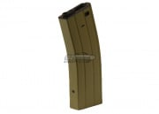Lancer Tactical M4/M16 Flash High Capacity AEG Magazine (Tan)