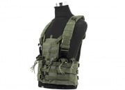 Lancer Tactical M4 Molle Chest Rig (OD Green)