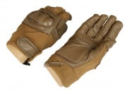 Lancer Tactical Hard Knuckle Gloves (Coyote/X-Large)