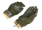 Lancer Tactical Hard Knuckle Gloves (Sage/Large)