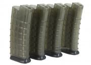 MAG 170rd AUG Mid Capacity AEG Magazine (4 Pack)