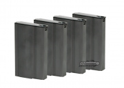 MAG 190rd M14 Mid Capacity AEG Magazine (4 Pack/Full Metal/TM Style)
