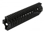 "Madbull Daniel Defense 9"" Omega X Rail (Black)"