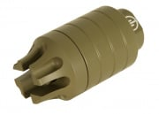 Madbull PWS CQB Flash Hider ( Tan )