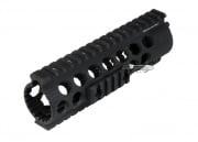 "Madbull Troy 7"" TRX Battle Rail Handguard System (Black)"