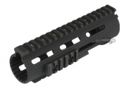 "Madbull VTAC 7"" Extreme Battle Rail (Black)"