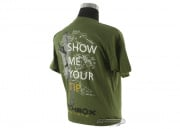 Mechbox Clothing Show Me T-Shirt (Green/M)