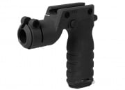 MFT React Torch and Vertical Grip ( Black )