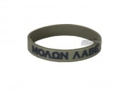 MM Molon Labe Band (Tan/Black) Medium