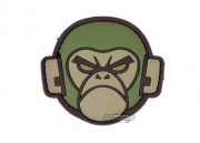 Mil-Spec Monkey Mad Monkey PVC Patch (Forest)