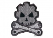 MM Death Mechanic Velcro Patch ( Dark ACU )