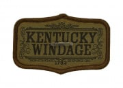 MM Kentucky Windage Patch (Forest)