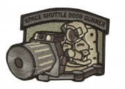 MM Shuttle Door Gunner Patch ( ACU )