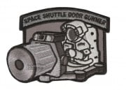 MM Shuttle Door Gunner Patch ( SWAT )