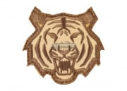 MM Tiger Head Patch ( Arid )