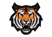 MM Tiger Head Patch (Full Color)