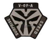 MM Trigger Pull Logo Patch (SWAT)