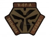 MM Trigger Pull Logo Patch ( Forest )