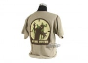 Mil-Spec Monkey Zombie Hunter T-Shirt (Arid/L)