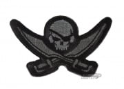 MM Pirate Skull Diecut Patch (Dark ACU)