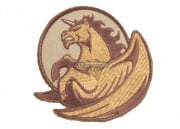 MM Pegasus Unicorn Patch (Desert)