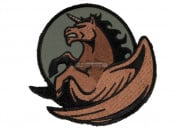 MM Pegasus Unicorn Patch (Forest)
